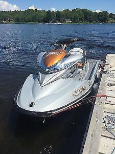 2009 Seadoo rxpx 255 with trailer mint rxp 215 rxt