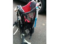 Baby backpack carrier (little life)