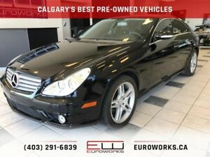 2007 Mercedes-Benz CLS-Class CALGARY'S BEST PRE-OWNED VEHICLE...