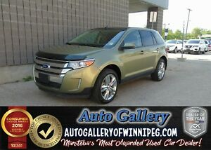 2013 Ford Edge SEL *AWD/Lthr/Roof