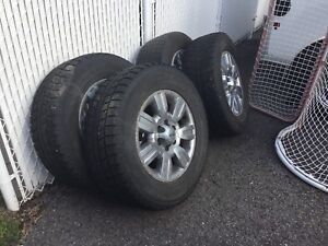 Roues ford f-150