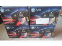 VR universal headset goji