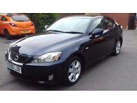 Lexus is 220d 2006 mint condition £1795