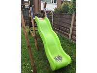 Little tikes Warsaw wooden wavy children's garden slide