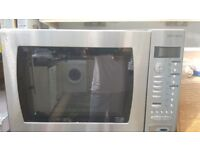 John Lewis combination microwave in vgc