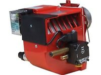Bentone/sterling oil burner