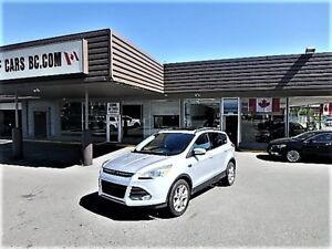 2014 Ford Escape 4WD 2.0L ECO-BOOST