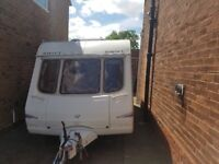 Quick sale 2004 swift charisma 2 berth