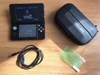 New Nintendo 3DS 16GB / boot9strap / freeShop