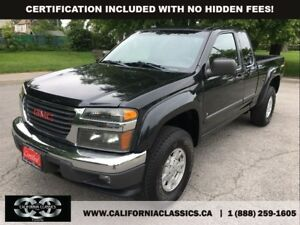 2008 GMC Canyon SLE! OFFROAD PACKAGE!