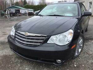 2008 Chrysler Sebring Limited automatique full equiper