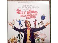 Willy Wonka & The Chocolate Factory Brand New 180gram Vinyl Record