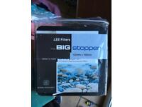 Lee filter big stopper plus accessories