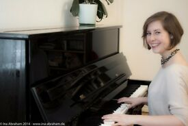 Friendly Piano Teacher in Crouch End