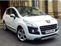 2013 Peugeot 3008 1.6 e-HDi 115 Allure 5 door EGC Diesel Estate