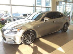 Lexus IS 250 ** AWD ** F SPORT 2 ** 2015
