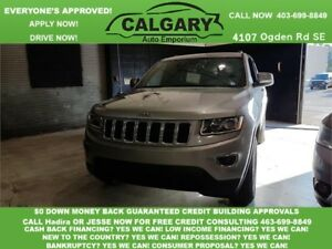 2015 Jeep Grand Cherokee Laredo   *$99 DOWN EVERYONE APPROVED*