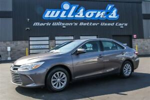 2016 Toyota Camry LE REAR CAMERA!  BLUETOOTH! TOUCH SCREEN! CRUI