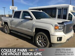 2015 GMC Sierra 1500 Denali  NAV, 6.2, heated steering wheel