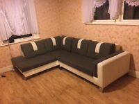 BIG SOFA BED FUTON VERY GOOD CONDITION