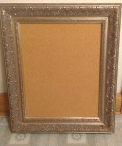 Nicely Framed Large Corkboard