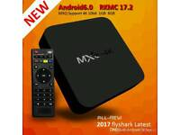 MXq-4k latest android 6.0 tv box--free local delivery