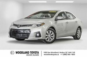 2014 Toyota Corolla 4-Door Sedan S Cvti-S