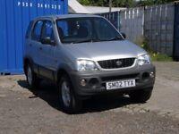 2002 Daihatsu Terios 1.3 EL 5 door
