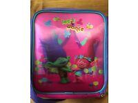 Trolls lunch bag / box