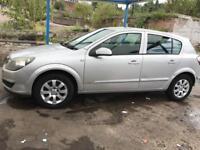 2004 Vauxhall Astra Diesel 1.7 11months MOT