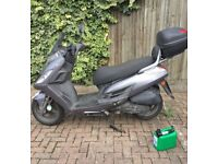 KYMCO yager 125cc / swap or sell