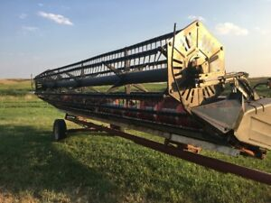 25' CIH 1020 Flex Header