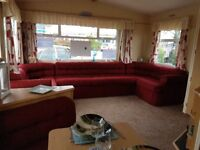 3BEDROOM STATIC CARAVAN FOR SALE, 2017 SITE FEES INCLUDED. PICK OUR OWN PITCH,GREAT YARMOUTH,NORFOLK