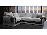 Scs Ashley corner sofa with #FREE FOOTSTOOL