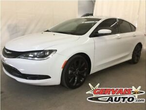 Chrysler 200 S V6 Navigation Toit Panoramique Cuir A/C MAGS 2015