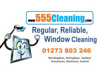 Regular, Reliable Window Cleaning 4 or 8 Weekly, Friendly and Affordable