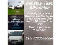 Cheap Vehicle Recovery 24-7