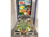 Old pinball table wanted gottlieb/Williams/ Bally in hampshire