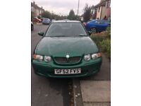 MG ZS 2002 For Sale: £350 Ono
