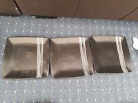 X6 ethos plates