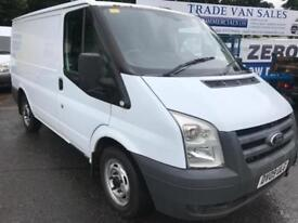 Ford Transit 2.2TDCi Duratorq ( 85PS ) 280S ( Low Roof ) white manual