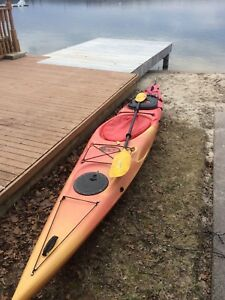 15' sun velocity, good shape great kayak