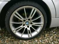 18 inch MV3s BMW alloys 5x120 BMW and Vauxhall fitment