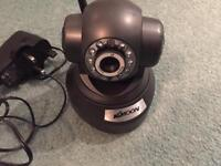 K moon ip security camera