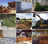 Decks and Fencing (Deck Piers/Post Holes)