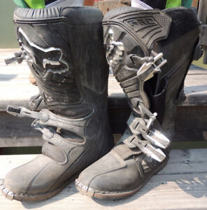 Fox Pro Forma MX Boots - Size 12