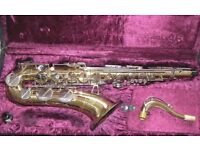 TENOR SAXOPHONE by Boosey and Hawkes