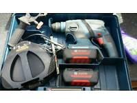 Bosch gbh 36 v-Li hummer drill cordless 36v