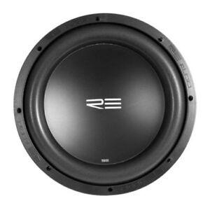 """12"""" RE SE Dual Voice Coil Subwoofer"""
