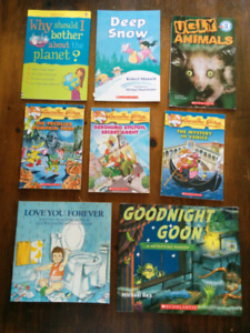 Youth books - bundle of 8